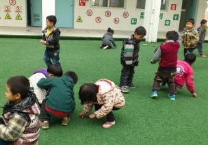 主题活动—我爱幼儿园(活动五)
