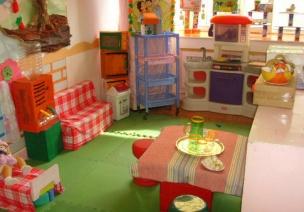 """如何创设适宜的""""娃娃家游戏环境"""