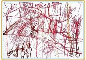 """幼儿园绘画比赛""""最丑作品""""警醒了谁?"""