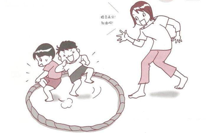 体育课游戏 | 5岁宝宝平衡性锻炼小游戏