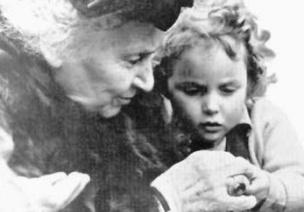 玛利亚式幼儿教育