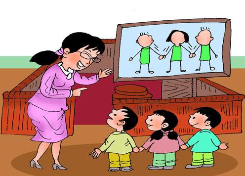幼儿教师如何参加观摩活动(上)