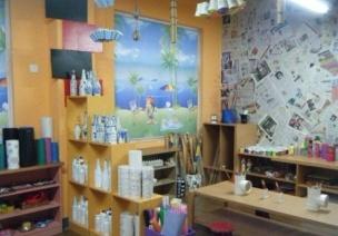 通过美工区材料的投放引导幼儿创造力的提高