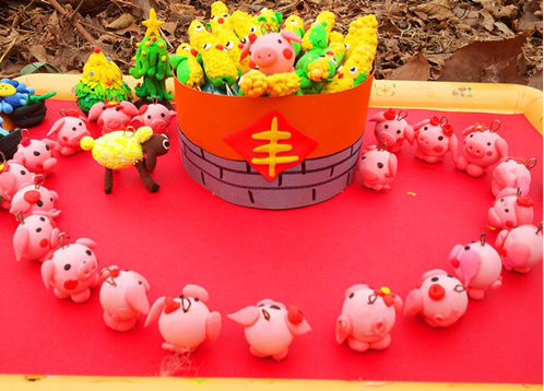 幼儿园彩泥DIY亲子手工创意大赛决赛方案