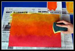 消防主题绘画 | 忙碌的消防员