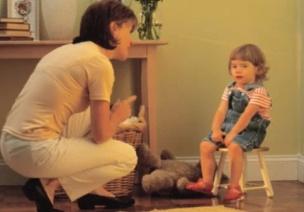 如何對待幼兒的錯誤行為?(上)