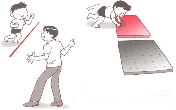 体育课游戏 | 5岁宝宝敏捷性锻炼小游戏