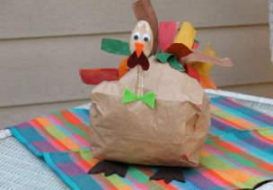 感恩節手工 | 花樣火雞大集結,總有你喜歡的一款