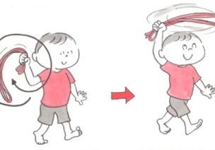 体育课游戏 | 3岁宝宝协调性锻炼小游戏