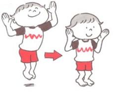 体育课游戏 | 3岁宝宝灵巧性锻炼小游戏