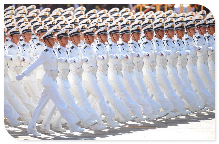 """""""我是小海军""""幼儿园系列活动"""