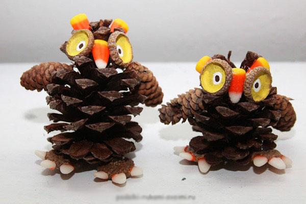 秋季小手工 | 大自然的礼物,竟然可以这样美