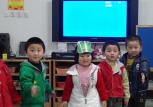 中班表演游戏《小蝌蚪找妈妈》(二)