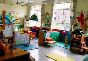 环境——幼儿园的第三位老师