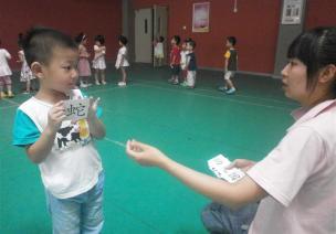 小班課堂游戲