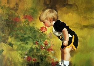 主题活动—我爱幼儿园(活动一)