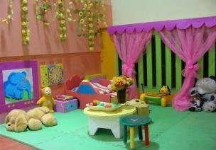 幼儿园环境布置小技巧