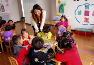 幼師是怎樣把孩子哄聽話的?