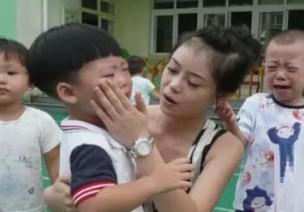 作为一名幼儿园老师,看完我哭了!