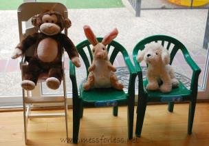 宠物医院——幼儿区角活动