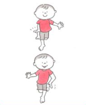 体育课游戏 | 5岁宝宝灵巧性锻炼小游戏