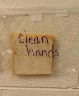 孩子不愛洗手,就給他看這個!震撼+實用