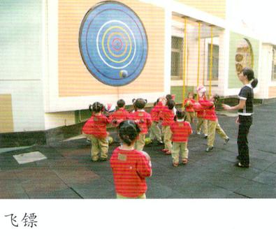 户外运动环境 | 全面锻炼幼儿走跑、平衡、跳跃、投掷能力