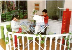 幼儿园生活主题馆的创设(上)