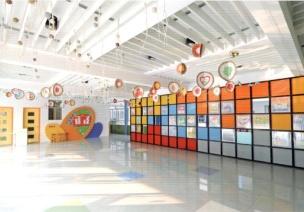 艺术特色的幼儿园环创设计(门厅、走廊)