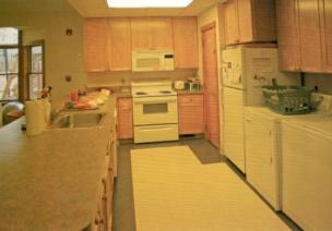 美国幼儿园——厨房、接待厅