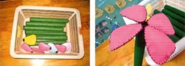 大中小班自制玩教具   动手类+益智类玩具,够精选,够好玩~