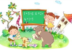 幼儿园中班数学活动:把小鱼变得一样多