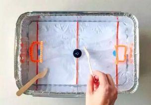 冰冰爽爽的DIY--桌面冰球