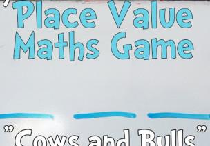 数学游戏:秘密数字