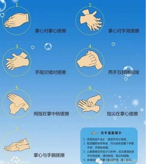 【卫生保健】了解手足口病,有效预防。