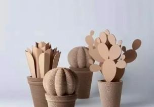 纸质植物角创意手工制作