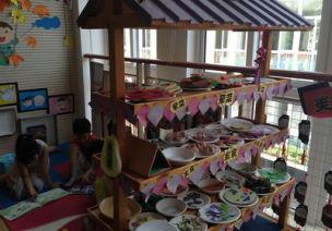 幼儿园的区角设计-学习性区域环境