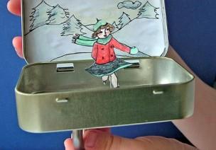 【磁】冬季应景小游戏——磁铁滑冰场