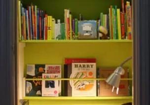 阅读是一件很酷的事情——书架打造(二)