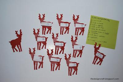 圣诞节亲子游戏 | 圣诞前夜的驯鹿