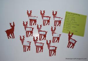 圣誕節親子游戲 | 圣誕前夜的馴鹿