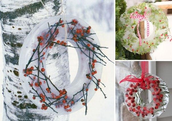 冬季户外吊饰 | 晶莹剔透的冰凌装饰,回忆小时候的味道
