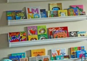 阅读是一件很酷的事情——书架打造(一)