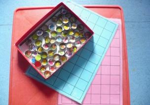 自制玩教具附上纸箱创意玩具