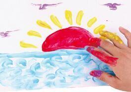 如何让小班幼儿轻松自主的学画画
