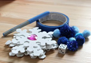 冬日小游戏 | 挑战你的数字能力和平衡力