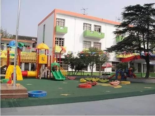 幼儿园室外环境布置