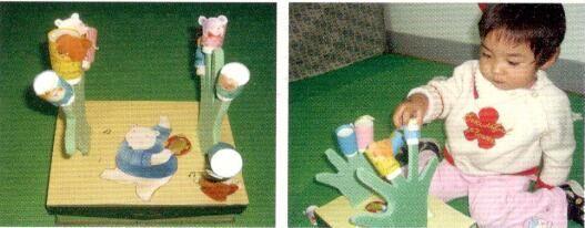 亲子玩教具 | 手眼协调类:套套乐、拧拧乐