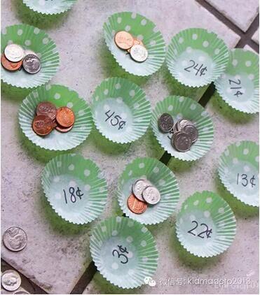 8个靠谱方法,让孩子真正学会和钱打交道!