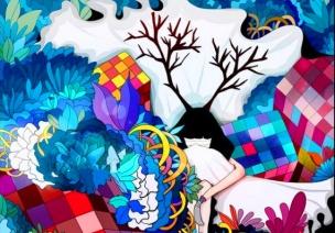 中班美術:有趣的想象旅行